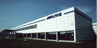 Alpine Electronics Manufacturing of Europe Ltd.,