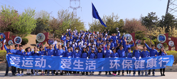 Clean-Up Activities in Dalian