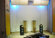 Acoustic Training Room