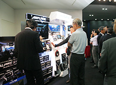 Product Exhibition at the Shareholders' Meeting