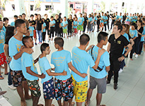 Thailand: Exchange event with local students