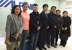 Alpine Electronics (China) Co., Ltd. Representatives with the People of Tibet